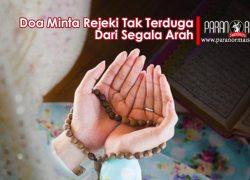 doa minta rezeki tak terduga