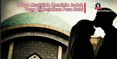 3 Doa Mustajab Meminta Jodoh Yang Dipanjatkan Para Nabi